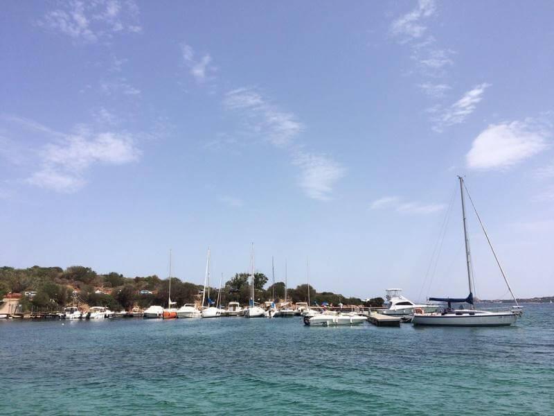 Ormeggio Barche Sardegna