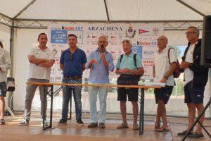 Cerimonia di apertura – V Tappa Trofeo Optimist Italia Kinder+Sport