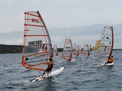 Lezioni windsurf individuali