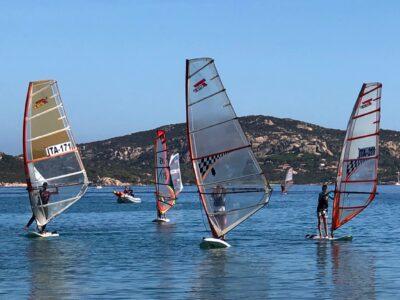 Scuola Windsurf Cannigione - Club Nautico Arzachena
