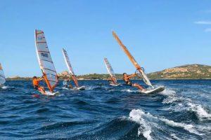 Dicono di noi alla Nuova Sardegna – Windsurf II Tappa Zonale Techno293 e Plus